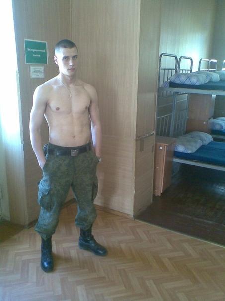 Голая Армия Вк