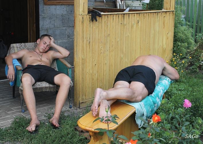 Голые Пьяные Пацаны