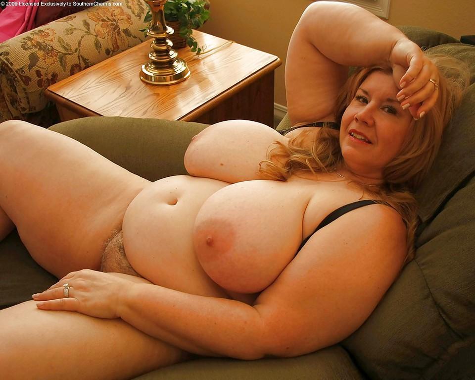 Большие Толстые Зрелые Голые Женщины