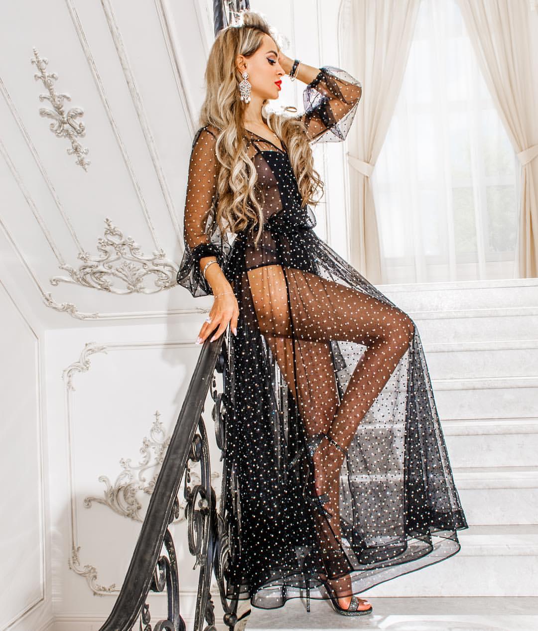 Голая Настя Калашникова