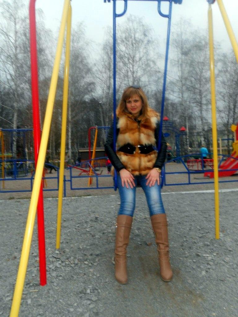 Юлия Литвиненко Голая