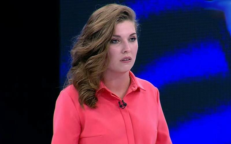 Голые Телеведущие Ольга Скобеева