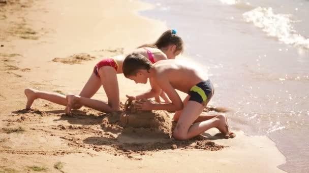 Совместно На Пляже Голые Мальчики И Девочки