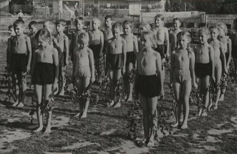 Голые Советские Мальчики