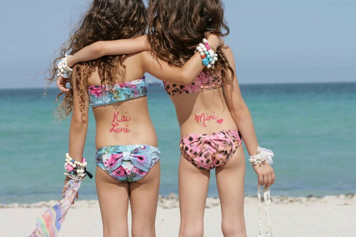 10 Летние Дети Голые На Пляже