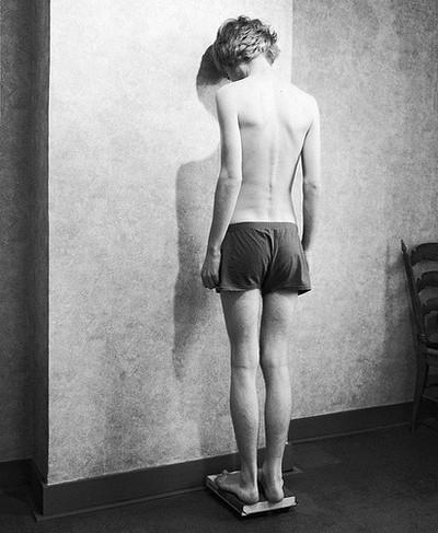 Наказание Голого Подростка
