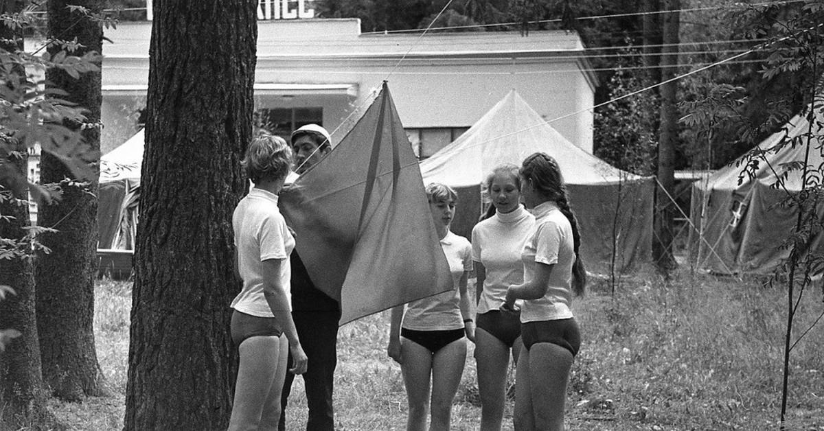 Голые Пионеры Подростки Фото
