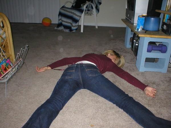 Спящие Голые Пьяные Бабы Лилипутки
