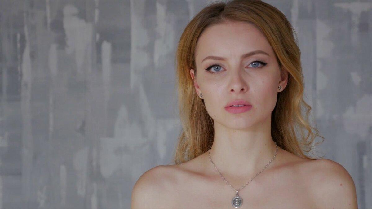 Голая Ольга Михайлова