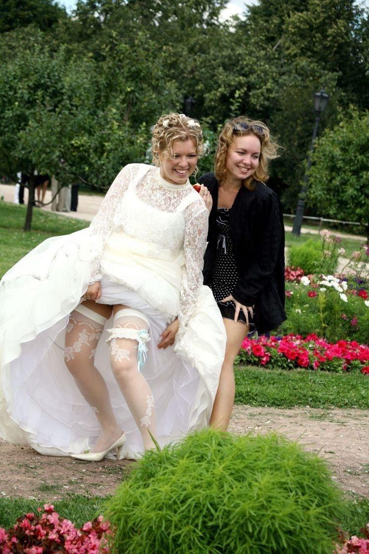 Фото Пьяных Голых Невест