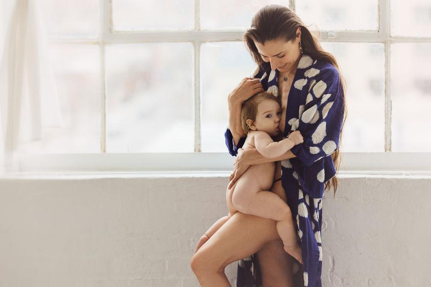 Голые Молоденькие Мамы