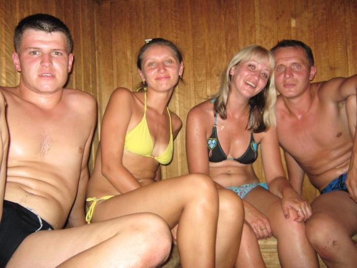 Голые Русские Девичник В Русской Бане Фотоальбом