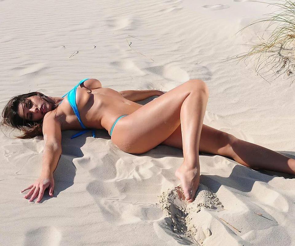 6 Голые На Пляже