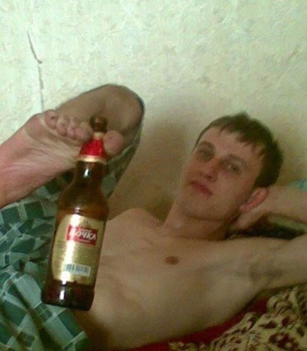 Голый Пьяный Мужчина Фото