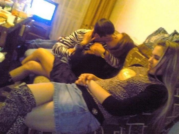 Русские Девушки Пьяные Голые На Вписке