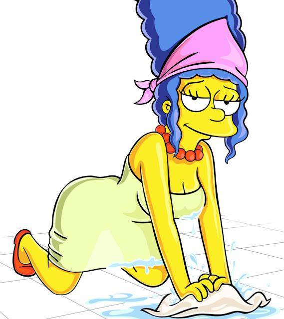 Картинки Голой Мардж