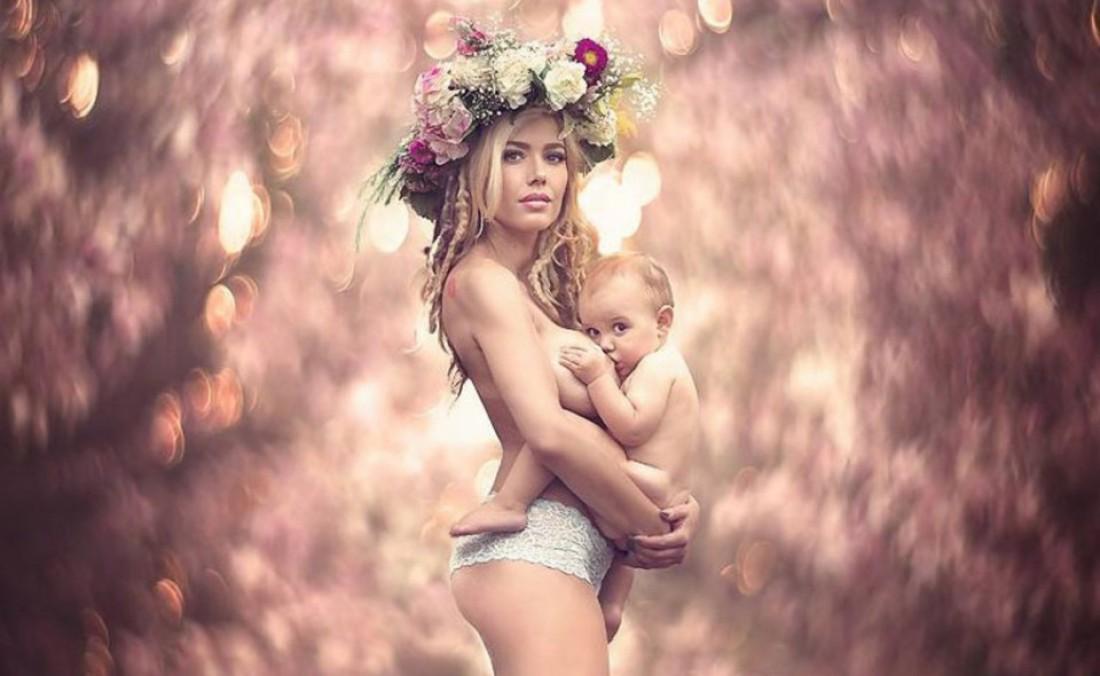 Голые Русские Бабы В Деревне Фото