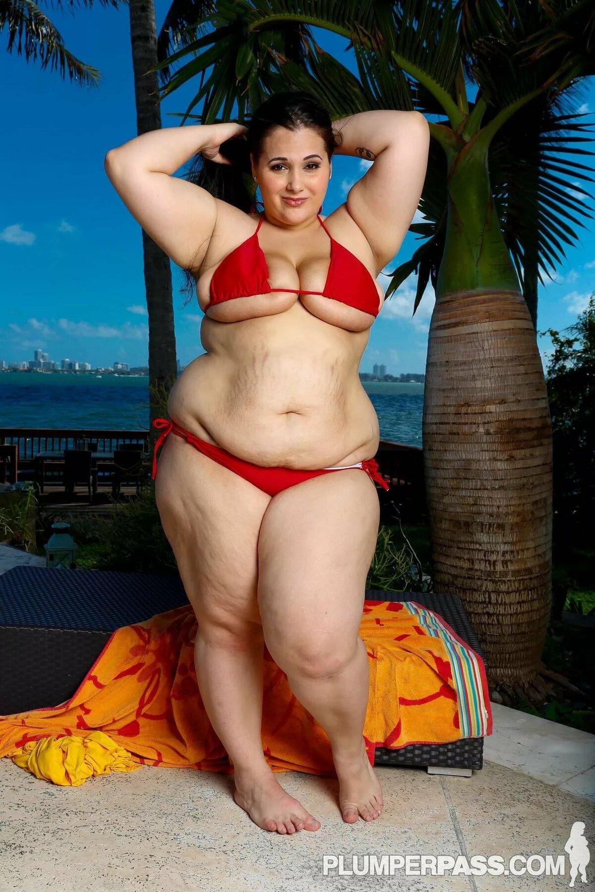 Голые Толстые Женщины Вк