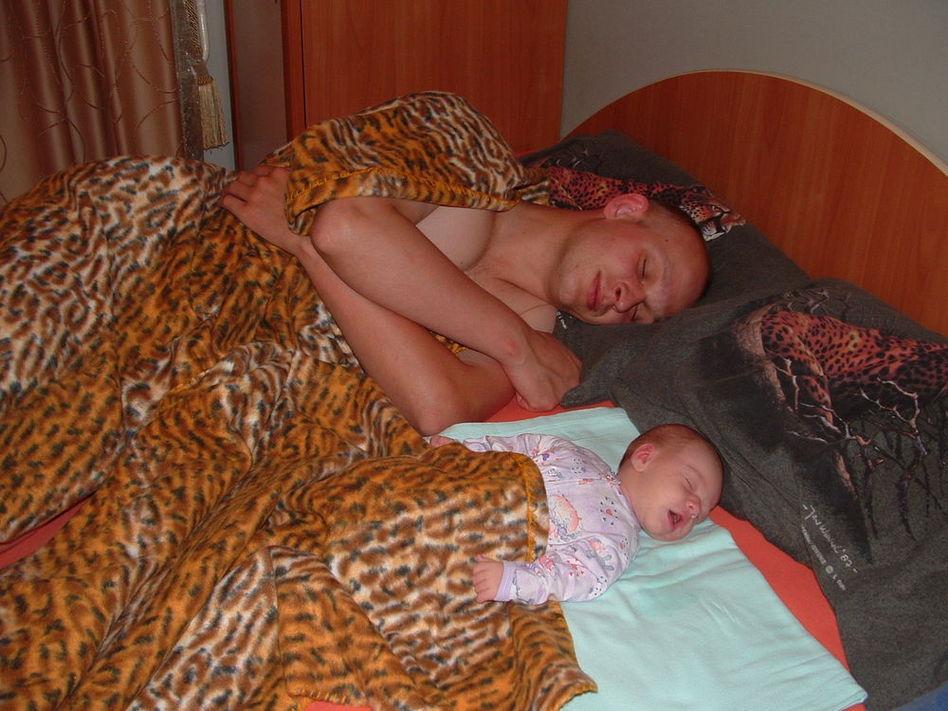 Голые Пьяные Спящие Мамаши