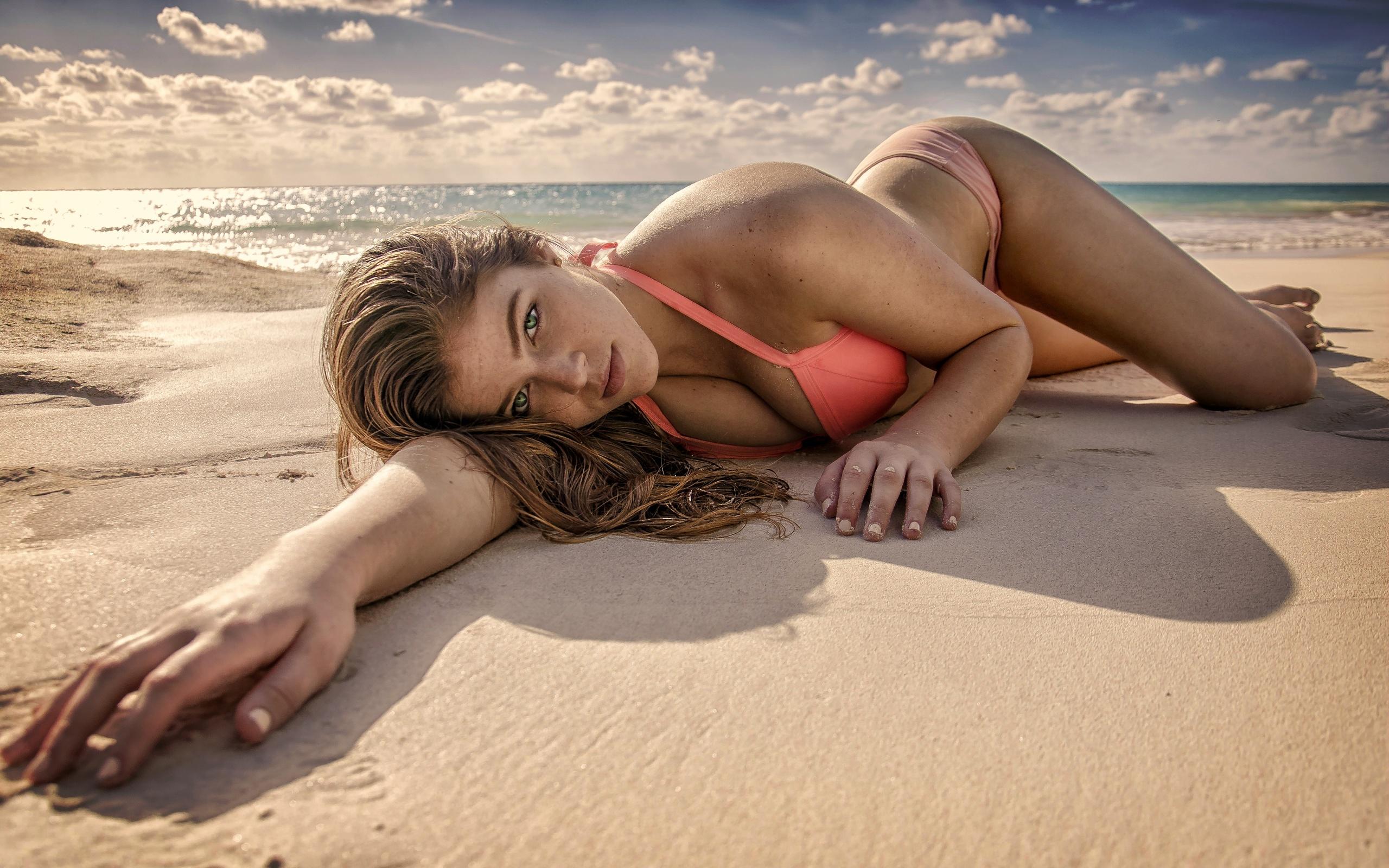 Любовь Голых На Пляже