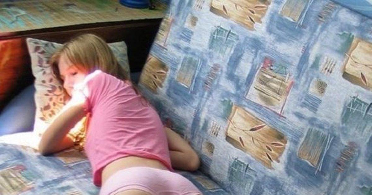 Спящая Мама Друга Голая