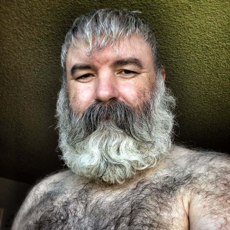 Голый Волосатый Дед