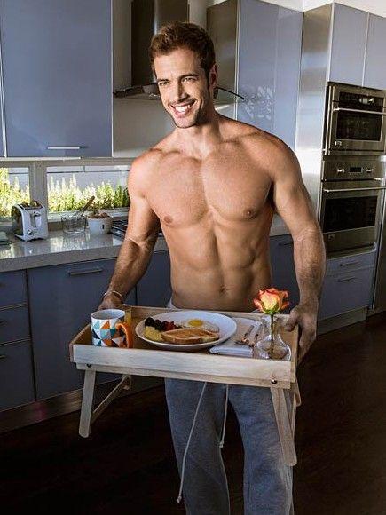Голые Мальчики На Кухне