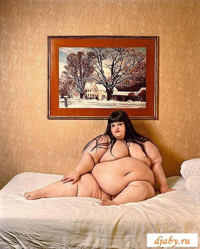 Самые Толстые В Мире Голые Девушки