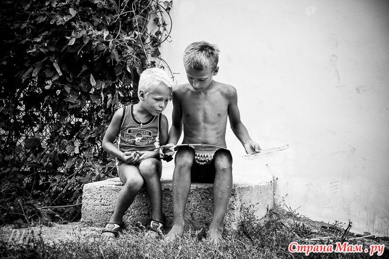 Фотографии Голых Маленьких Мальчиков