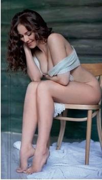 Голая Ольга Молочная