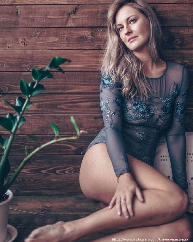 Голая Кириллова Ольга Николаевна