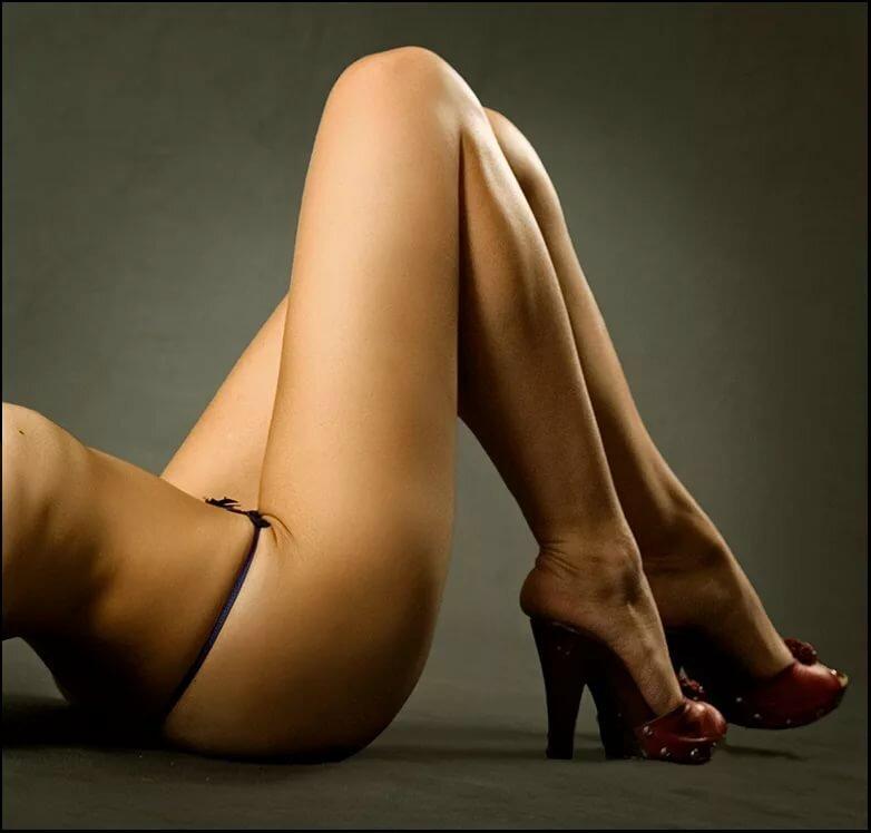 Голые Ноги Девушек Фото 18