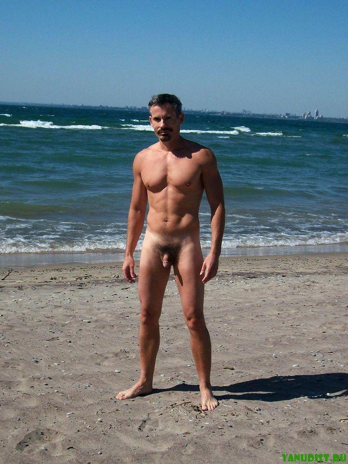 Голые Парни Нудисты На Пляже