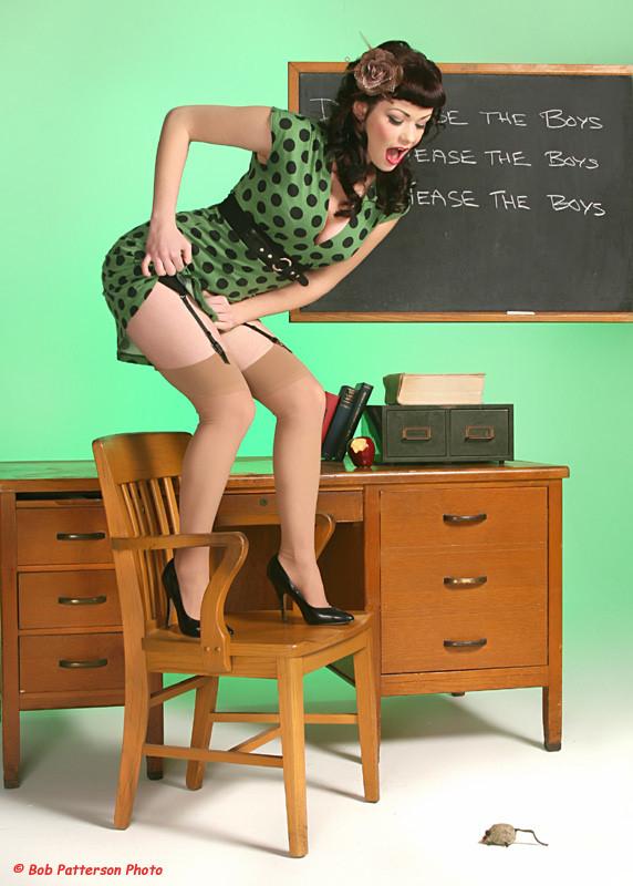 Голые Толстые Учительницы