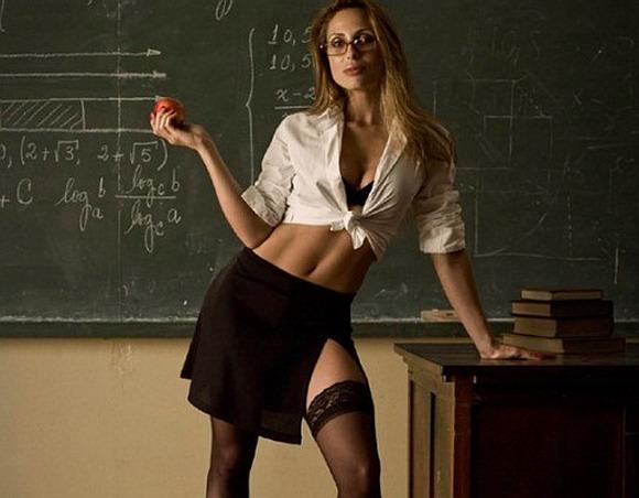 Голые Учительницы Домашнее Фото