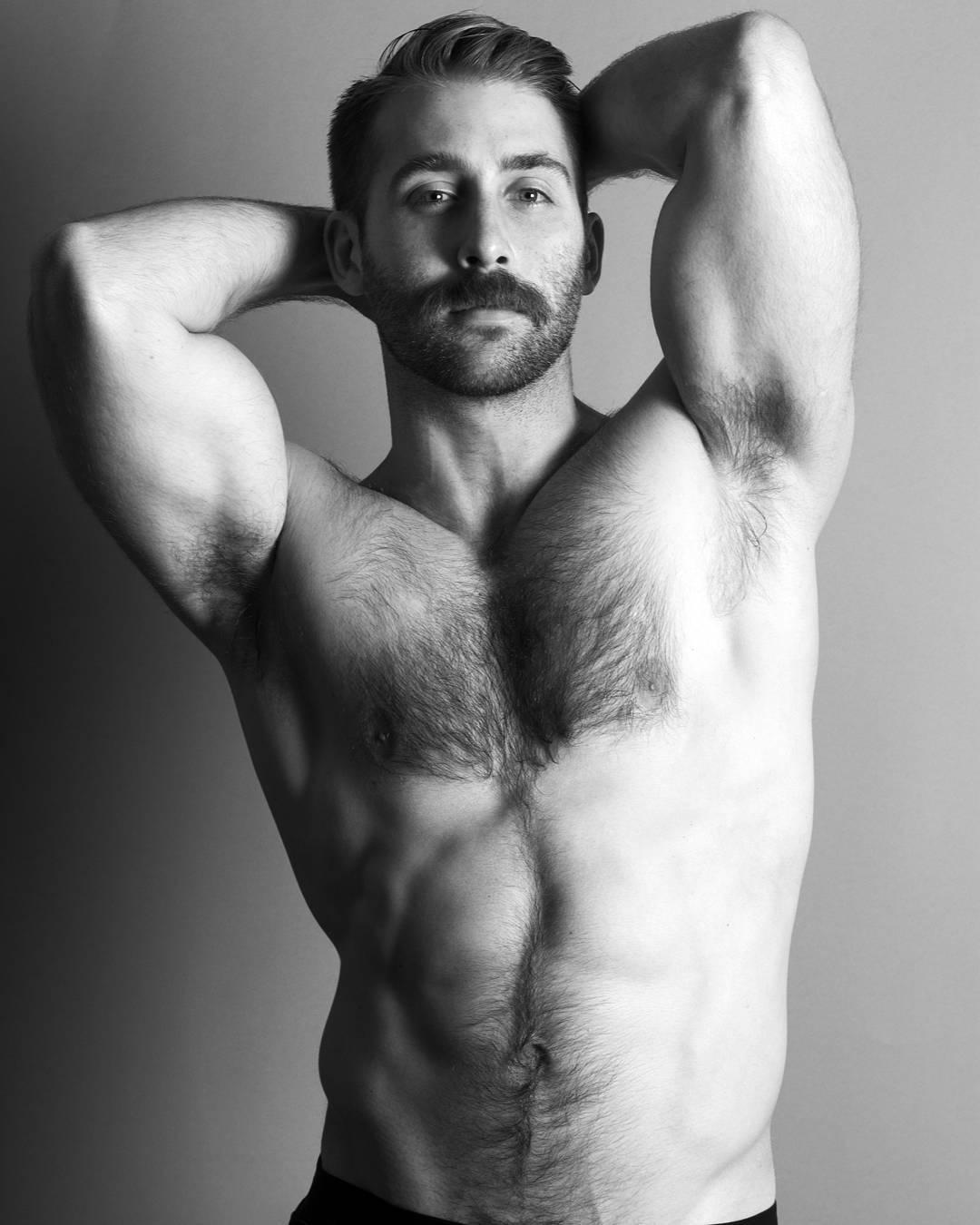 Голые Волосатые Фотомодели