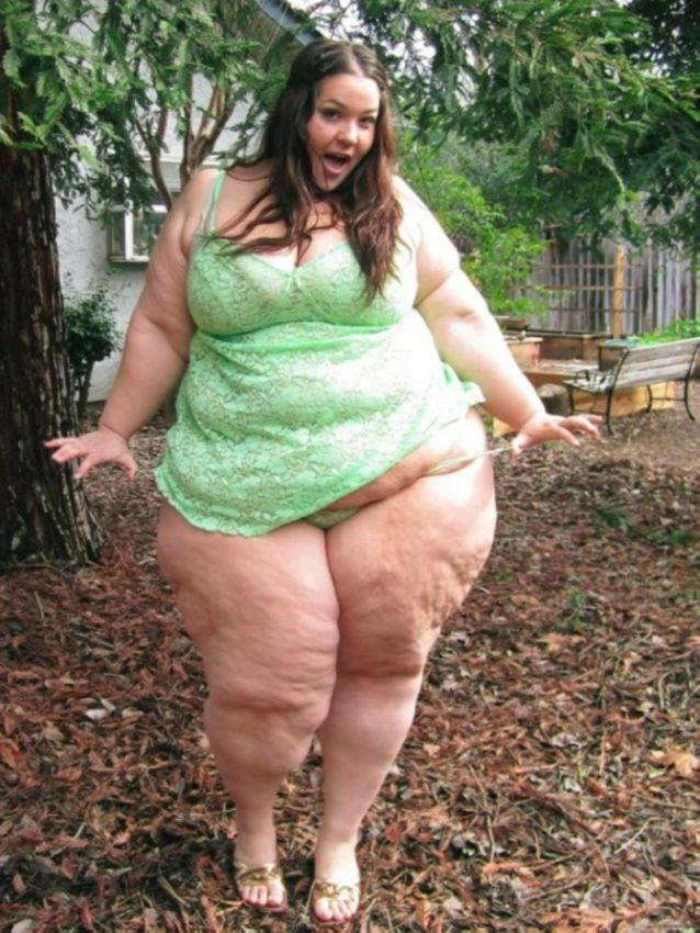 Картинки Голых Жирных Девушек