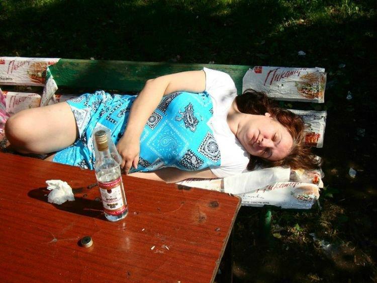 Крупным Планом Пьяные Голые