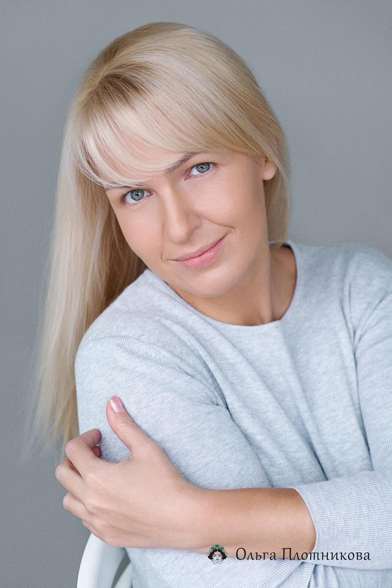Ольга Плотникова Голая