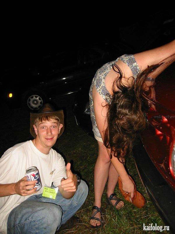 Развратные Фото Голых Пьяных