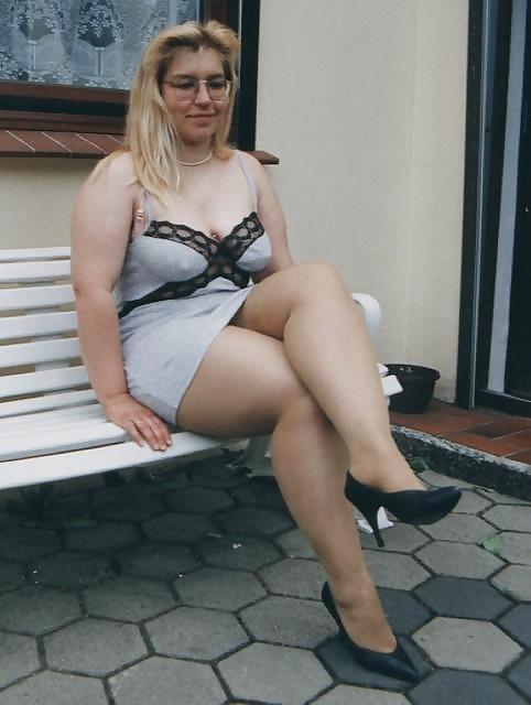 Толстые Ляжки Голых Теток Фото